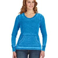 Ladies' Zen Thermal Long-Sleeve T-Shirt Thumbnail