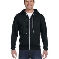 Adult Full-Zip Hooded Fleece Thumbnail