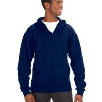 Adult Premium Full-Zip Fleece Hood Thumbnail