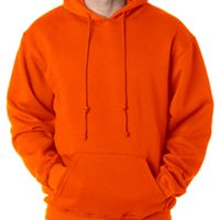 Adult Hooded Pullover Fleece Thumbnail