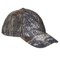 Adult Mossy Oak® Pattern Camouflage Cap Thumbnail