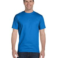 Adult 5.2 oz. ComfortSoft® Cotton T-Shirt Thumbnail