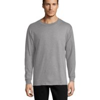 Men's 5.2 oz. ComfortSoft® Cotton Long-Sleeve T-Shirt Thumbnail