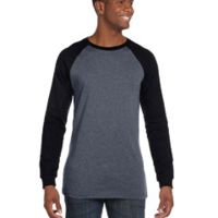 Men's Jersey Long-Sleeve Baseball T-Shirt Thumbnail
