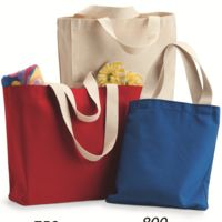 USA-Made Medium Gusset Tote Thumbnail