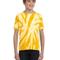 Youth 5.4 oz., 100% Cotton Twist Tie-Dyed T-Shirt Thumbnail