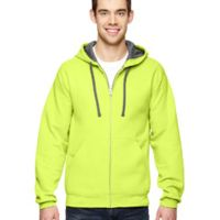 Adult 7.2 oz. SofSpun® Full-Zip Hooded Sweatshirt Thumbnail