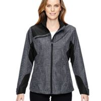Ladies' Sprint Interactive Printed Lightweight Jacket Thumbnail