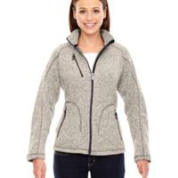 Ladies' Peak Sweater Fleece Jacket Thumbnail