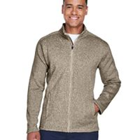 Men's Bristol Full-Zip Sweater Fleece Jacket Thumbnail