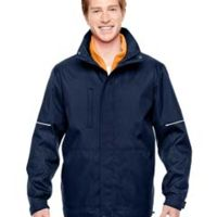 Adult Contract 3-in-1 Jacket with Daytime Hi-Vis Fleece Vest Thumbnail