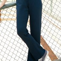 Women's Open Bottom Fleece Pants Thumbnail