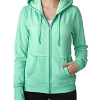 Ladies' Oasis Wash Full-Zip Hood Thumbnail
