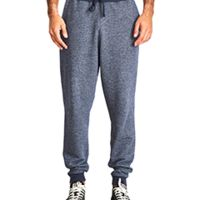 Men's Denim Fleece Jogger Thumbnail