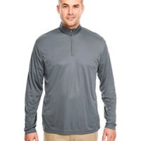Men's Cool & Dry Sport Performance Interlock Quarter-Zip Pullover Thumbnail