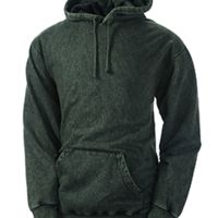 Adult Mineral Tie-Dyed Pullover Hoodie Thumbnail