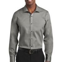 Slim Fit Pinpoint Oxford Non Iron Shirt Thumbnail