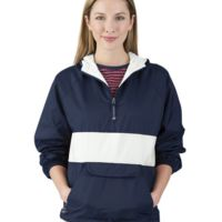 ADULT CLASSIC CHARLES RIVER STRIPED (CRS) PULLOVER Thumbnail