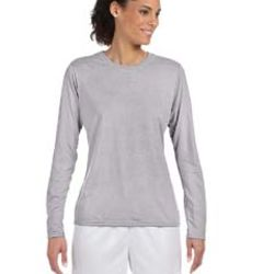 Ladies' Performance® Ladies' 5 oz. Long-Sleeve T-Shirt Thumbnail