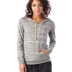 Ladies' Eco-Jersey™ Pullover Hoodie Thumbnail