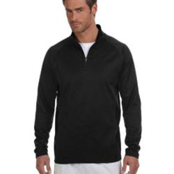 Adult 5.4 oz. Performance Fleece Quarter-Zip Jacket Thumbnail