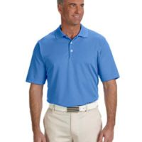 Men's climalite Texture Solid Polo Thumbnail