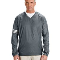 Men's climalite Colorblock V-Neck Wind Shirt Thumbnail