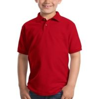 Youth Silk Touch™ Polo Thumbnail