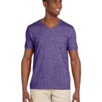 Adult Softstyle® 4.5 oz. V-Neck T-Shirt Thumbnail