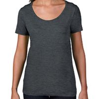 Ladies' Featherweight Scoop T-Shirt Thumbnail