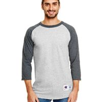 Adult 5.2 oz. Raglan T-Shirt Thumbnail