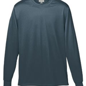 Youth Wicking Long-Sleeve T-Shirt Thumbnail