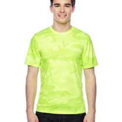 Adult 4.1 oz. Double Dry® Interlock T-Shirt Thumbnail