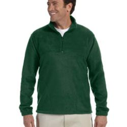 Adult 8 oz. Quarter-Zip Fleece Pullover Thumbnail