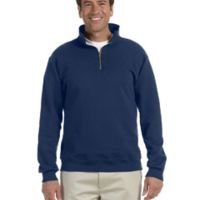 Adult 9.5 oz. Super Sweats® NuBlend® Fleece Quarter-Zip Pullover Thumbnail