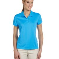 Ladies' climalite Short-Sleeve Piqué Polo Thumbnail