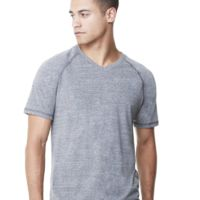 Triblend Short Sleeve V-Neck T-Shirt Thumbnail