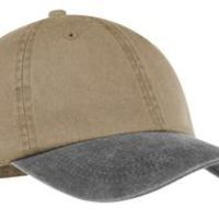 Two Tone Pigment Dyed Cap Thumbnail