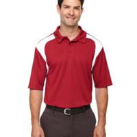 Men's Eperformance™ Colorblock Textured Polo Thumbnail