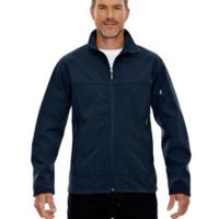 Men's Three-Layer Fleece Bonded Performance Soft Shell Jacket Thumbnail