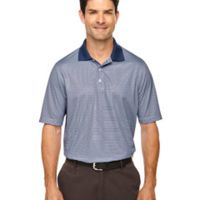 Men's Eperformance™ Launch Snag Protection Striped Polo Thumbnail