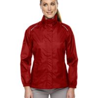 Ladies' Climate Seam-Sealed Lightweight Variegated Ripstop Jacket Thumbnail
