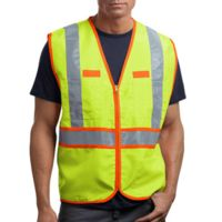 Ansi 107 Class 2 Dual Color Safety Vest Thumbnail