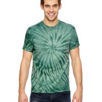 Adult Team Tonal Cyclone Tie-Dyed T-Shirt Thumbnail