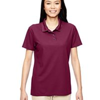 Ladies' Performance® 5.6 oz. Double Piqué Polo Thumbnail