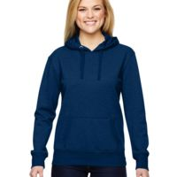 Ladies' Glitter French Terry Hood Thumbnail