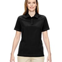 Ladies' Excursion Crosscheck Woven Polo Thumbnail