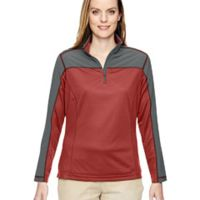 Ladies' Excursion Circuit Performance Quarter-Zip Thumbnail