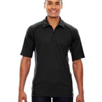Men's Serac UTK cool-logik™ Performance Zippered Polo Thumbnail