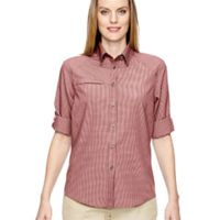 Ladies' Excursion F.B.C. Textured Performance Shirt Thumbnail